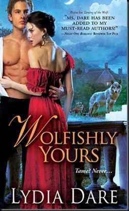 Review: Wolfishly Yours by Lydia Dare