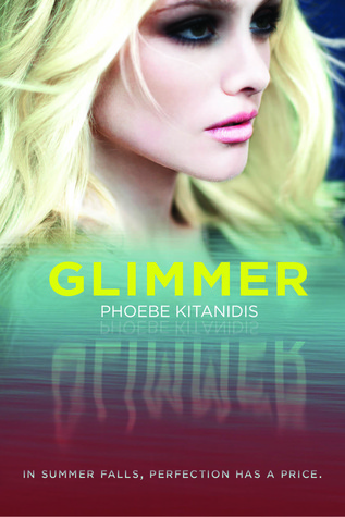 Book Review: Glimmer by Phoebe Kitanidis