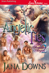 Angelic Ties (His Guardian Angels #2)