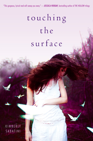 Book I Covet: Touching the Surface by Kimberly Sabatini