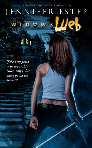 Review: Widow's Web by Jennifer Estep