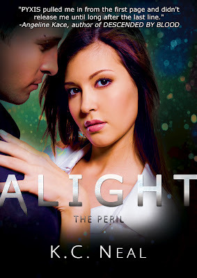Alight: The Peril (Pyxis, #2)