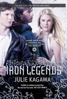 The Iron Legends (The Iron Fey, #1.5, 3.5, 4.5)