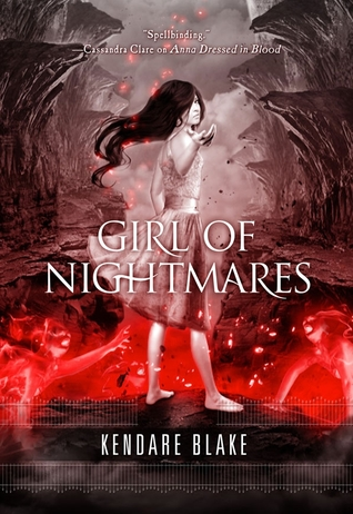 Book I Covet: Girl of Nightmares (Anna #2) by Kendare Blake