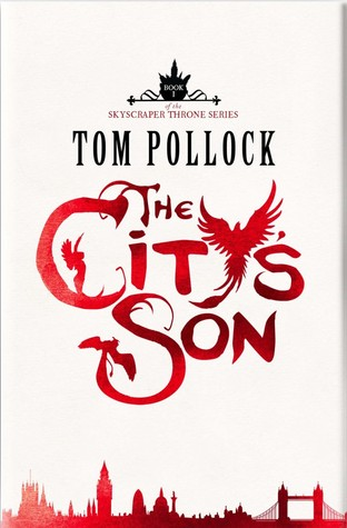 Auction: Signed The City's Son by Tom Pollock [Books Fighting Cancer]