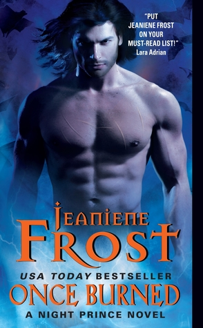 Once Burned by Jeaniene Frost // VBC Best Books 2012
