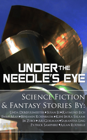Cover of 'Under the Needle's Eye'
