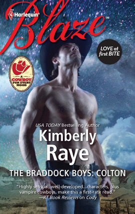 The Braddock Boys: Colton (Braddock Boys, #4) (Love At First Bite, #7)
