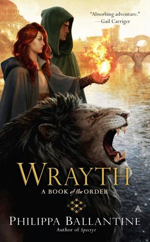 Review: Wrayth by Phillipa Ballatine