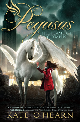 Image result for pegasus the flame of olympus book cover