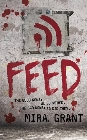 7094569 Friday Reads Review: Feed, Deadline and Blackout
