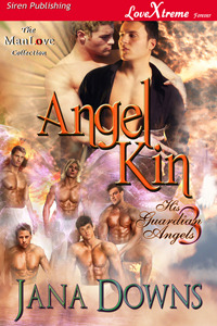 Angel Kin (His Guardian Angels, #3)