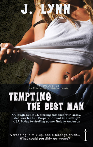 Post Thumbnail of Dual Review: Tempting the Best Man by J. Lynn