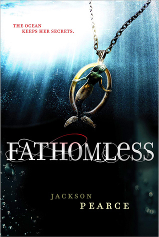 Fathomless Jackson Pearce book cover