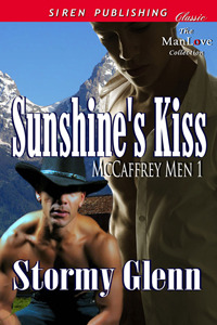 Sunshine's Kiss (McCaffrey Men, #1)