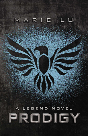 Book I Covet: Prodigy (Legend #2) by Marie Lu