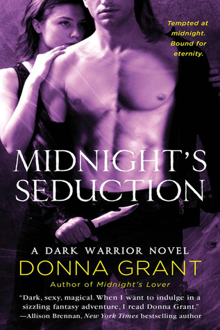 It's Release Day for Midnight's Seduction by Donna Grant!!