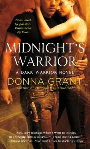 Midnight's Warrior (Dark Warriors, #4)