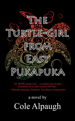 The Turtle-Girl from East Pukapuka by Cole Alpaugh