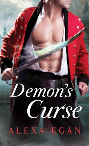 Demon's Curse (Imnada Brotherhood, #1)
