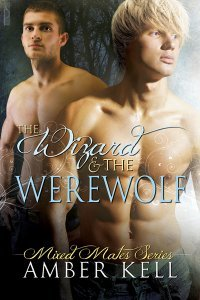 The Wizard & The Werewolf ( Mixed Mates Series, #1)