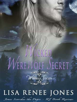 Wicked Werewolf Secret (Werewolf Society, #2)