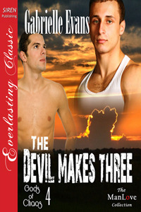 The Devil Makes Three (Gods of Chaos #4)