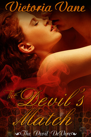 Post Thumbnail of Review: The Devil's Match by Victoria Vane