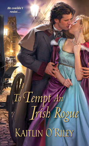 To Tempt an Irish Rogue (Hamilton Sisters, #4)