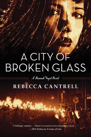 A City of Broken Glass  (Hannah Vogel, #4)