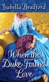 When the Duke Fell in Love (Wylder Sisters, #3)
