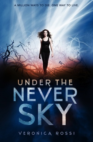 Book Review: Under The Never Sky (Under the Never Sky #1) by Veronica Rossi
