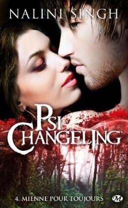 Mienne pour toujours (Psi-Changeling, #4)