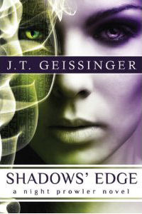 Shadow's Edge (Night Prowler #1) by J.T. Geissinger