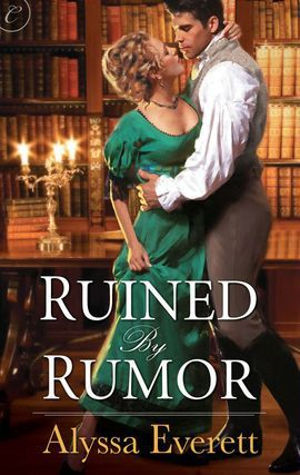 Post Thumbnail of Review: Ruined by Rumor by Alyssa Everett