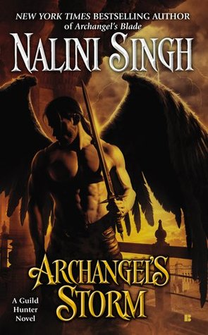 Archangel's Storm by Nalini Singh // VBC review