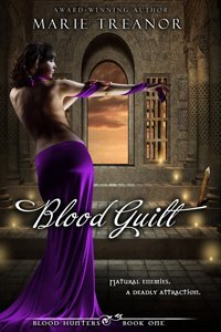 Blood Guilt (Blood Hunters, #1)
