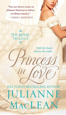 Princess in Love by Julianne Maclean