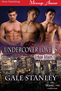 Undercover Lovers (Urban Affairs #1)