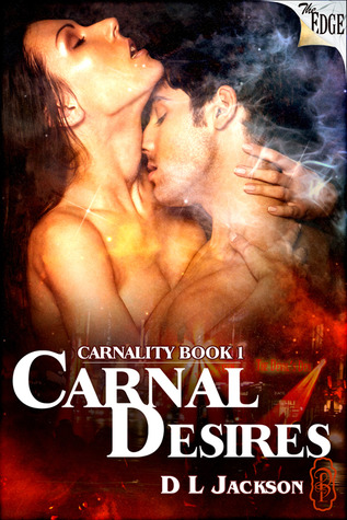 Review: The Carnality Series by DL Jackson