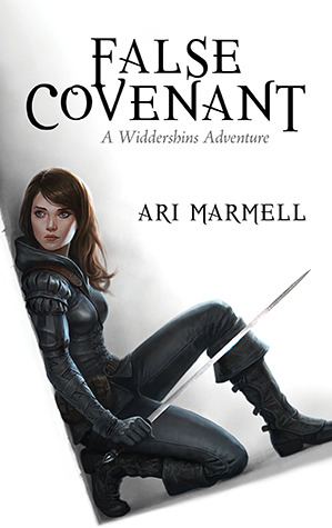 False Covenant (Widdershins, #2)