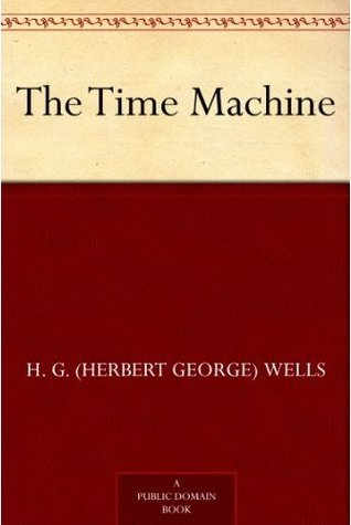The Time Machine - text cover