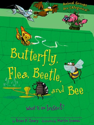 Butterfly, Flea, Beetle, and Bee: What Is an Insect