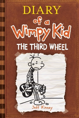 Diary of a Wimpy Kid: The Third Wheel (Diary of a Wimpy Kid, #7)