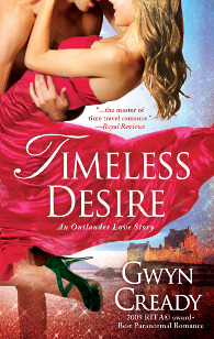Post Thumbnail of Dual Review: Timeless Desire by Gwyn Cready