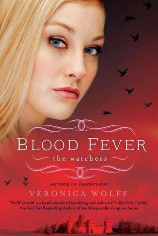 Review: Blood Fever by Veronica Wolff