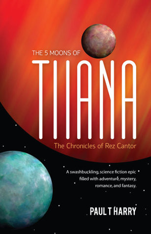 The 5 Moons Of Tiiana