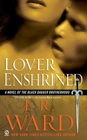 Post Thumbnail of Review: Lover Enshrined by J.R. Ward