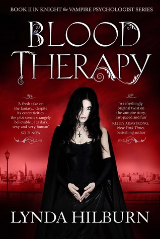 Blood Therapy (Kismet Knight, Ph.D., Vampire Psychologist #2)