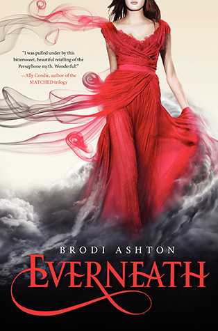 Book Review: Everneath (Everneath #1) by Brodi Ashton